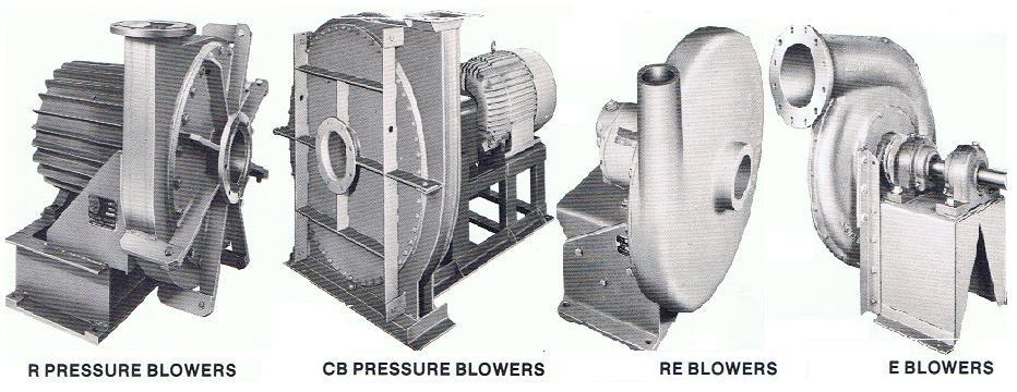 High Static Pressure Blowers : High pressure blower